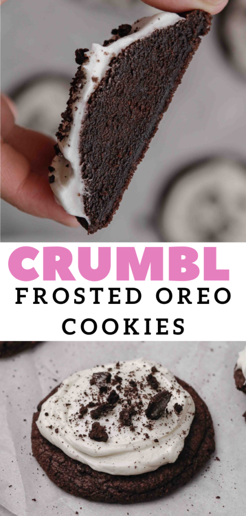 Crumbl inspired cookies