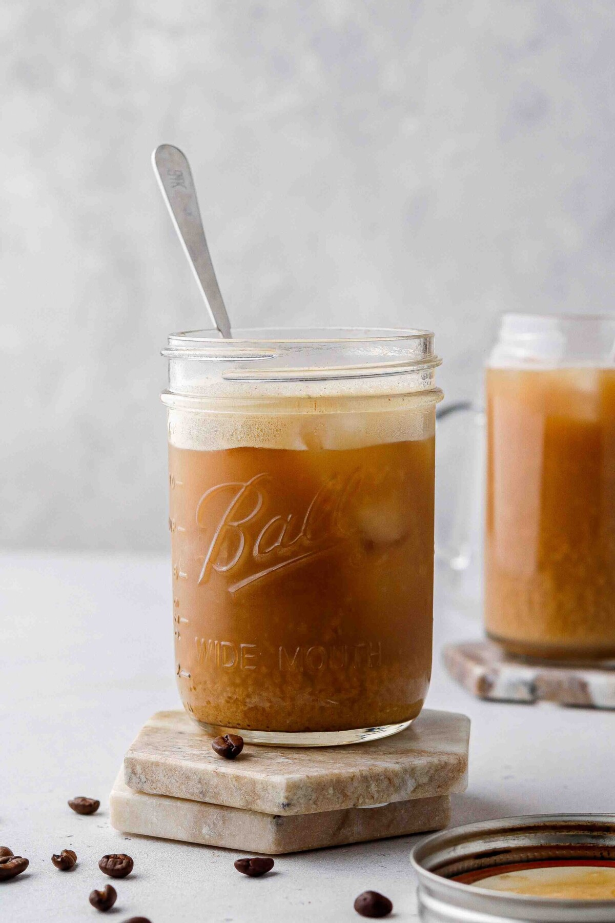 Starbucks Iced Brown Sugar Oat Milk Shaken Espresso Starbucks Copycat Drink