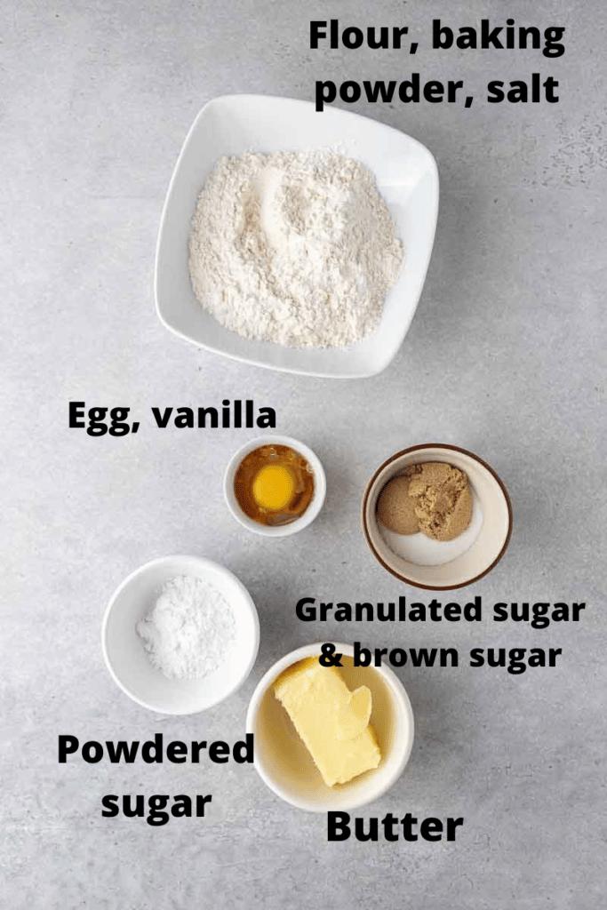 CRUMBL Kentucky butter cake cookies ingredients
