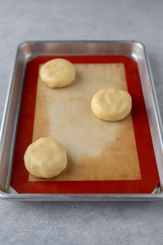 Kentucky butter cake cookie dough