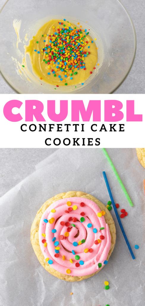 Easy pound cake mix cookies