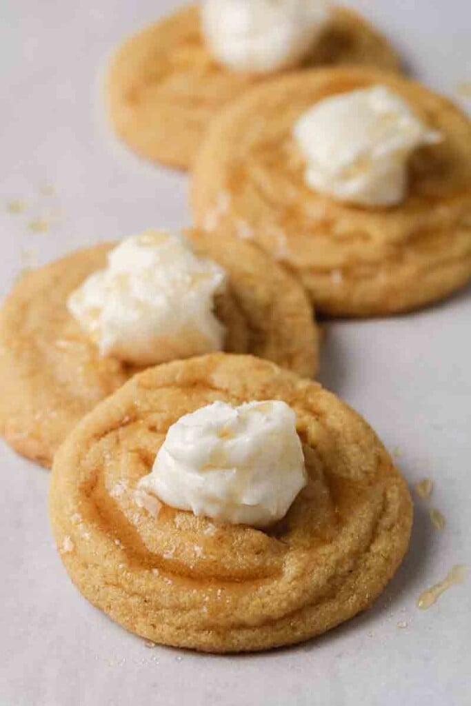 CRUMBL cornbread cookies