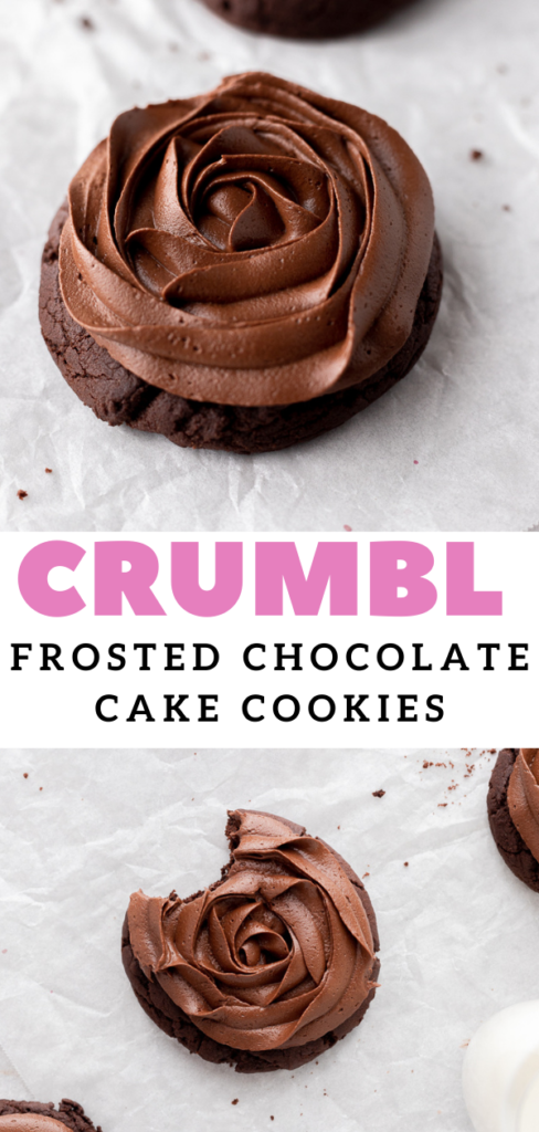 CRUMBL copycat cookies