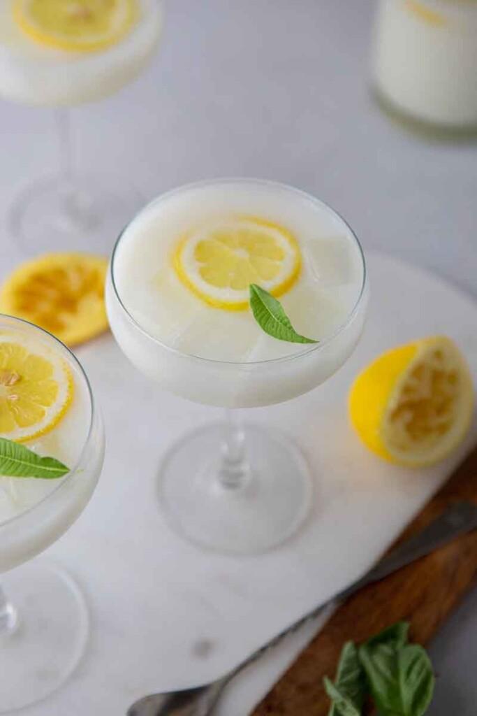 Tiktok Creamy lemonade