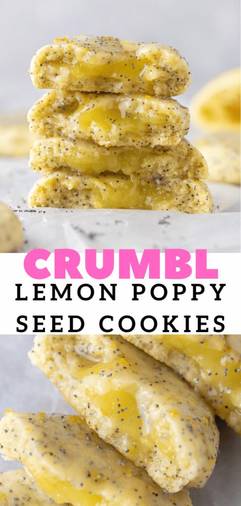 Easy poppy seed cookies