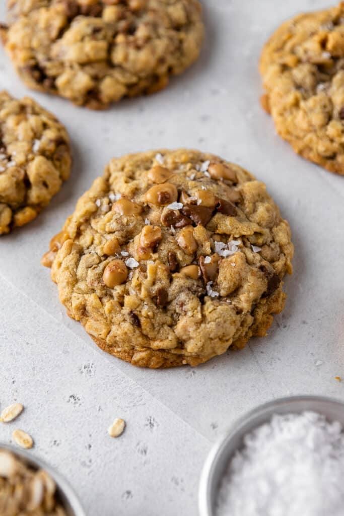 Crumbl Mom's Recipe Cookies