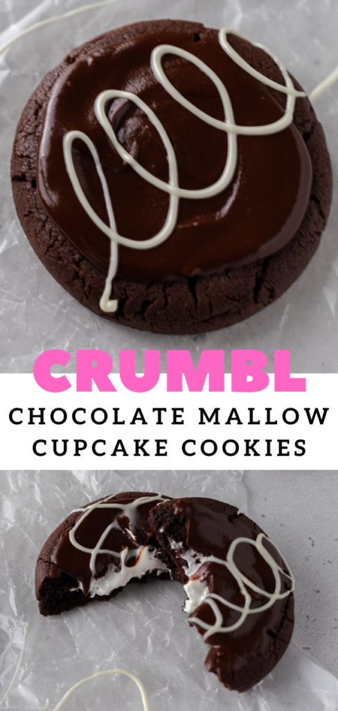 hostess cupcake cookies