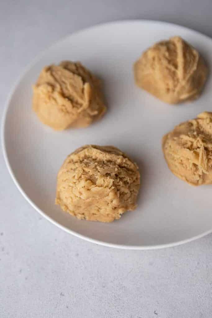 cinnamon fry bread cookie dough