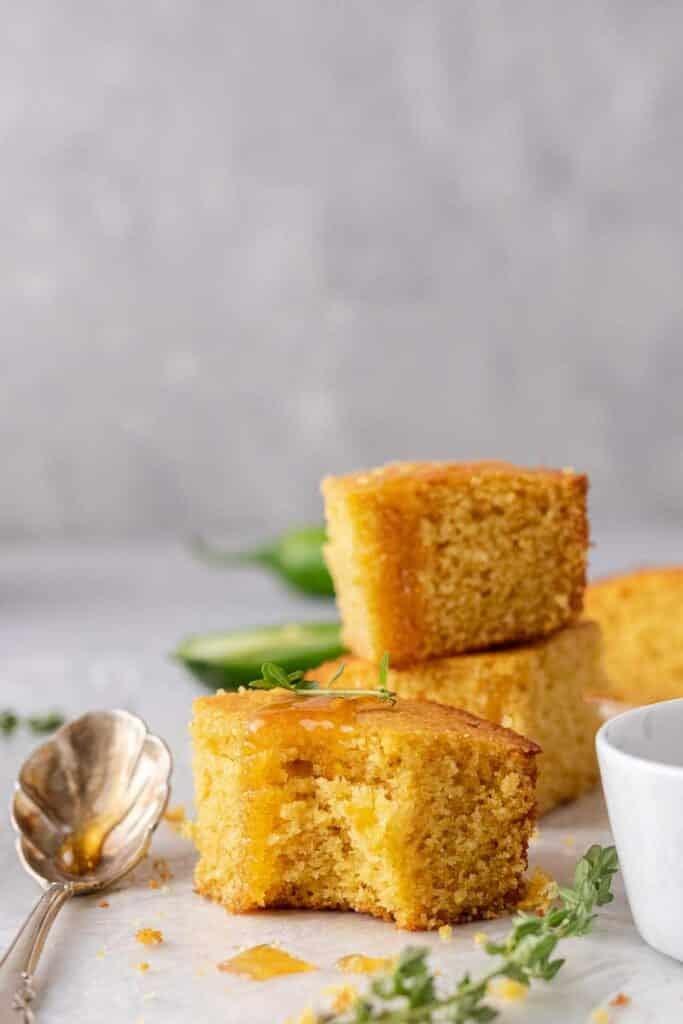 Small batch corn bread