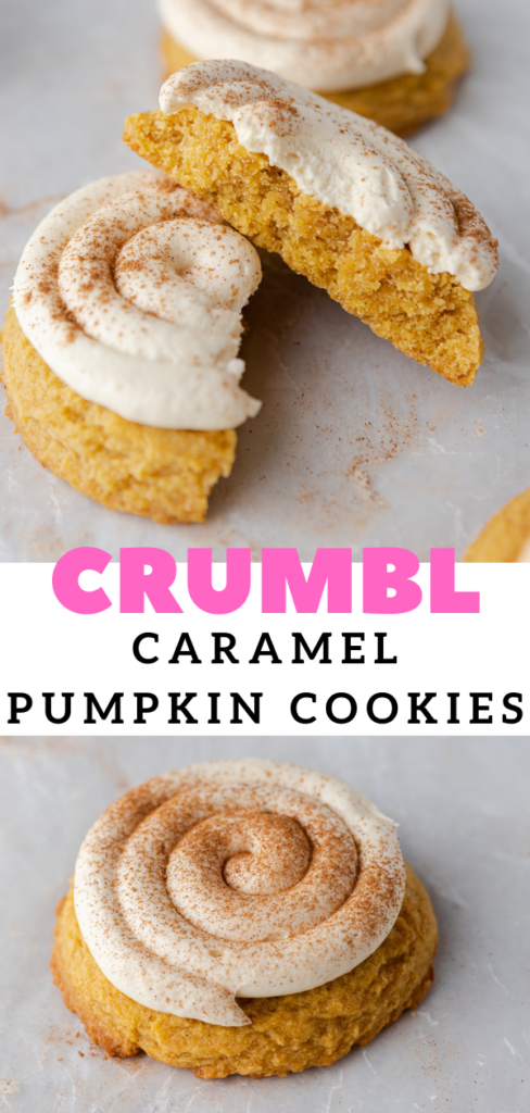 Crumbl fall cookie flavors
