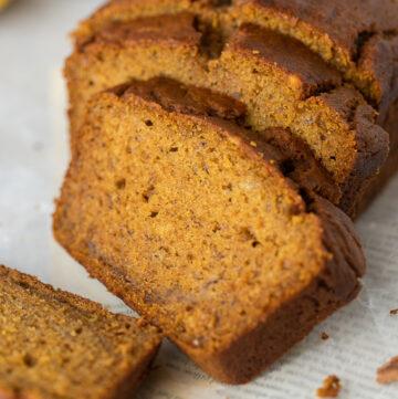 Pumpkin Banana Bread recipe